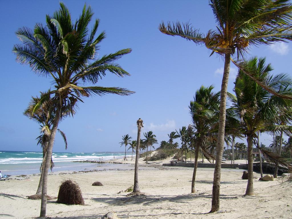 Playa del Este La Havane, plage