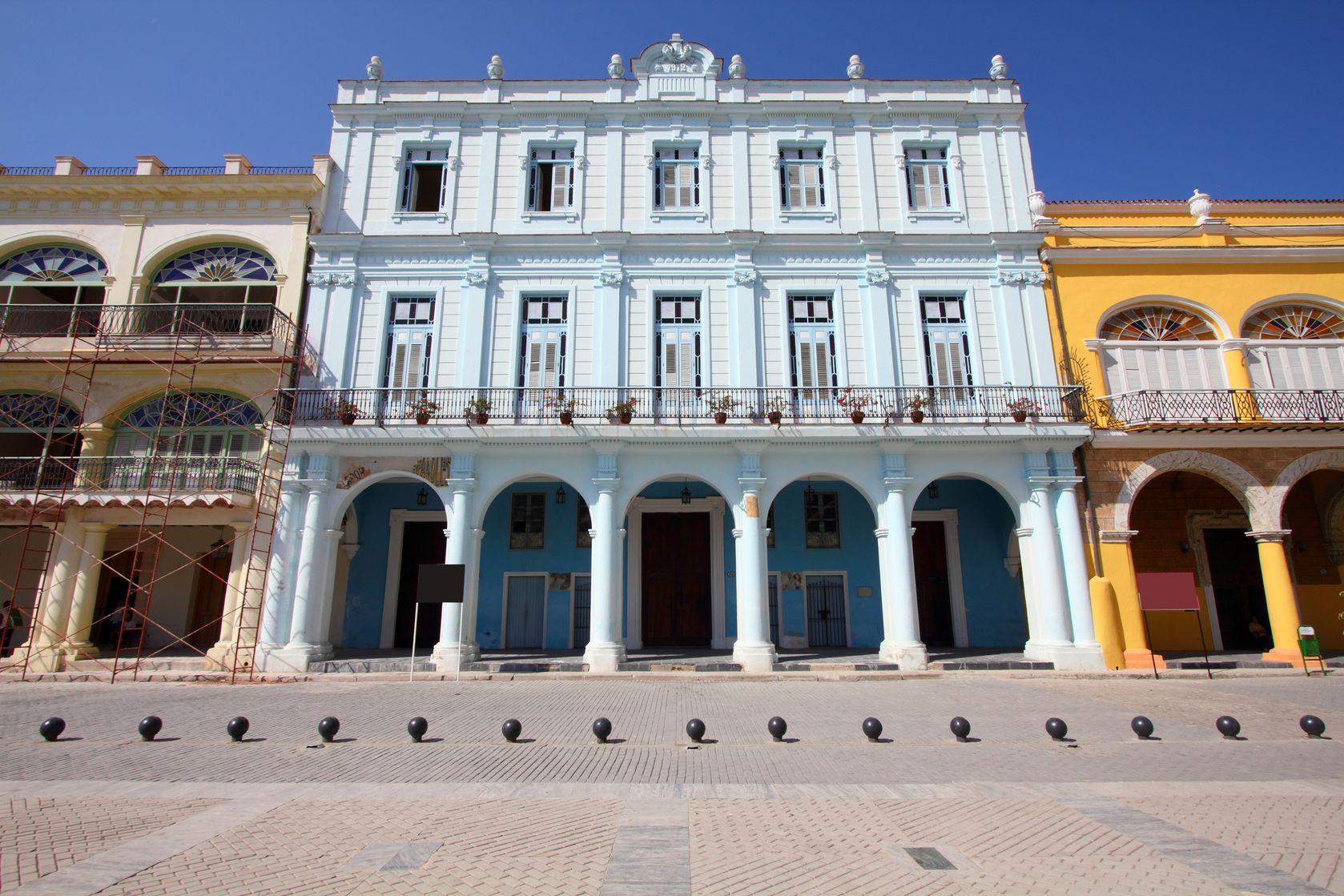 Plaza Vieja La Havane