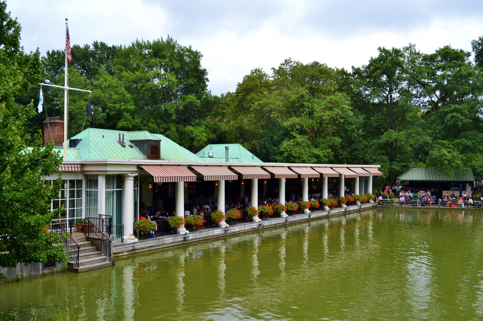 The Loeb Boathouse Central Park 2