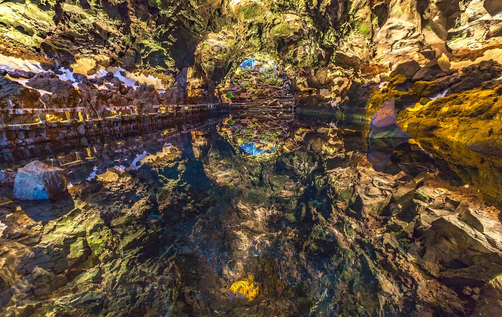 grotte Jameos del Agua