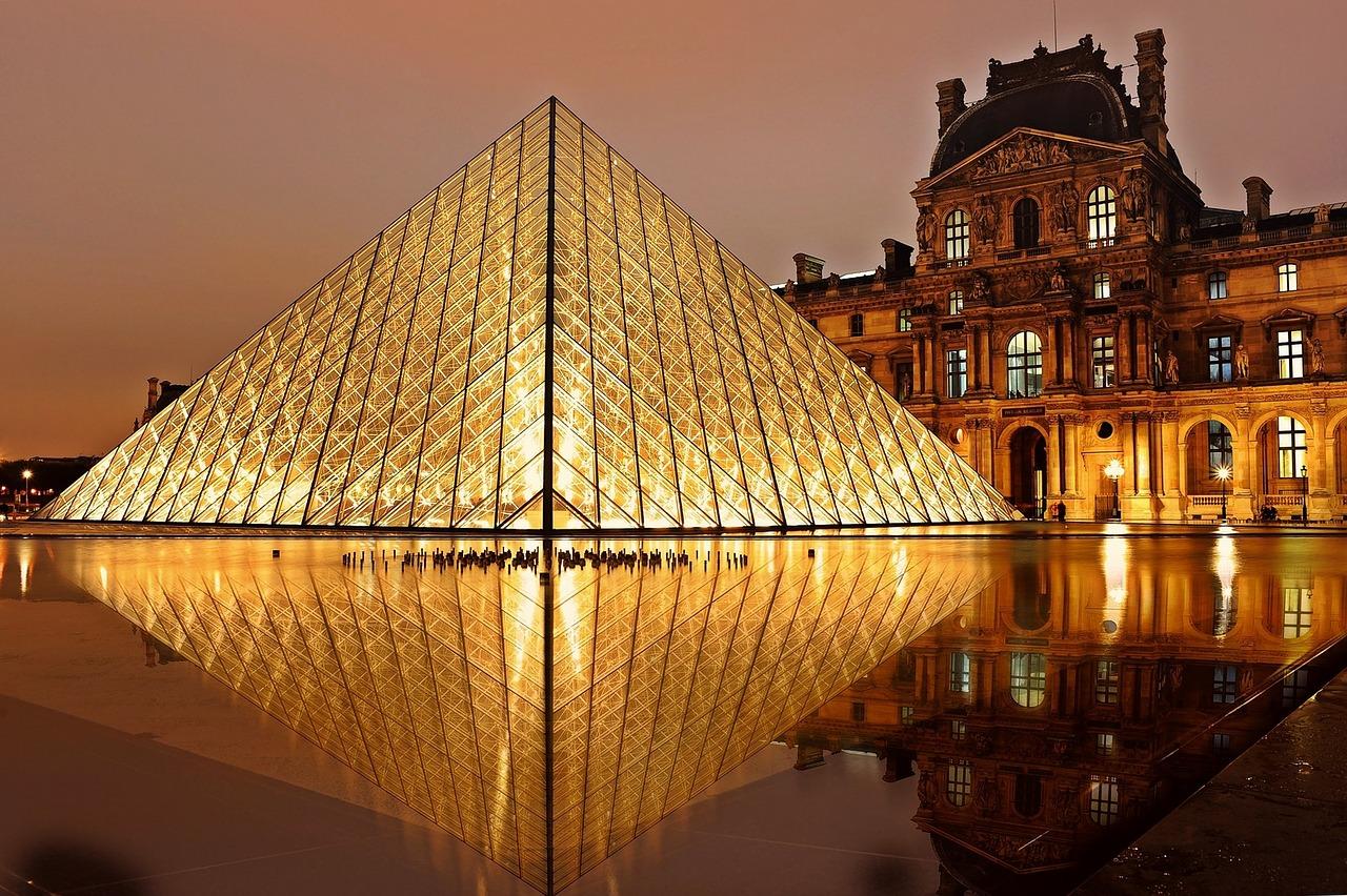 Louvre, Paris, Musée