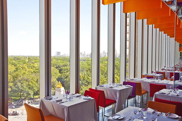 robert NYC restaurant