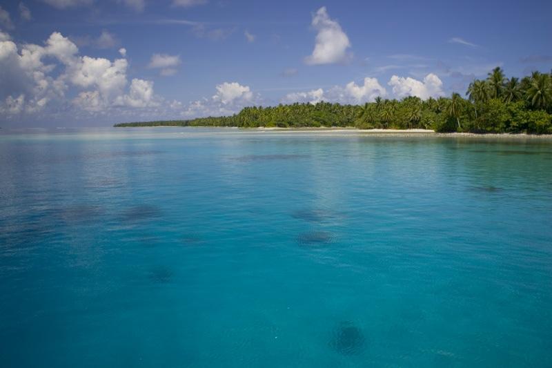 Atoll Bikini, Marshall