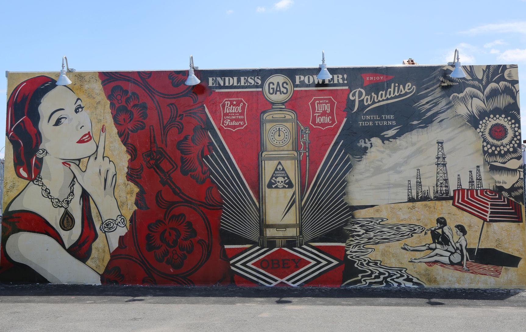 Coney island, Street Art