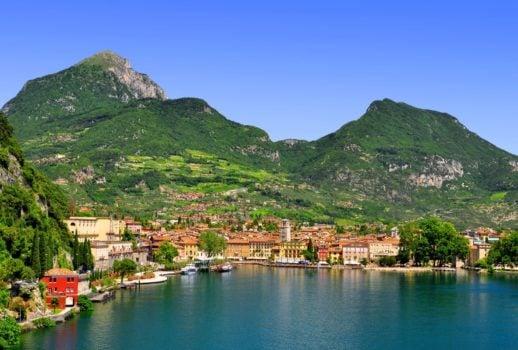 Italie, Lac de Garde