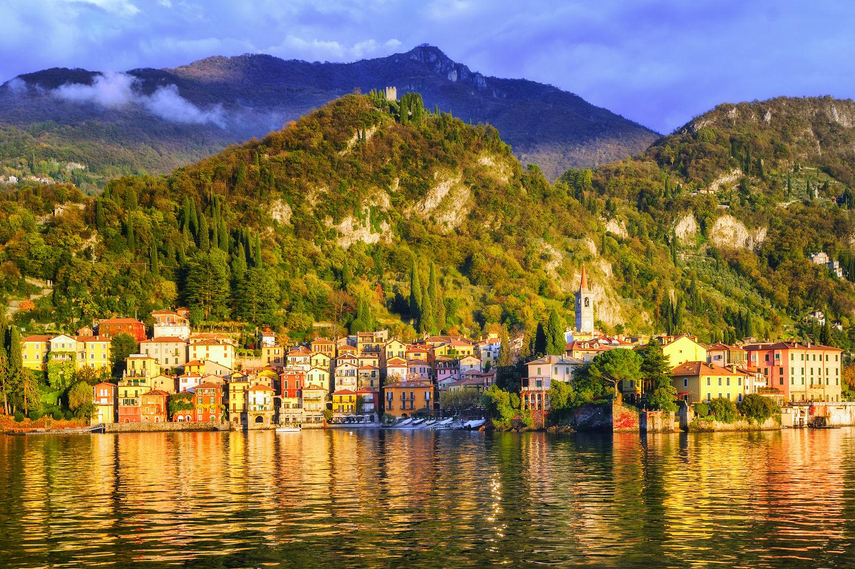 Menaggio, Lac de Côme, Italie