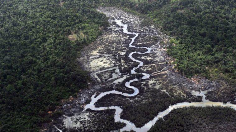 delta Niger pollution pétrole