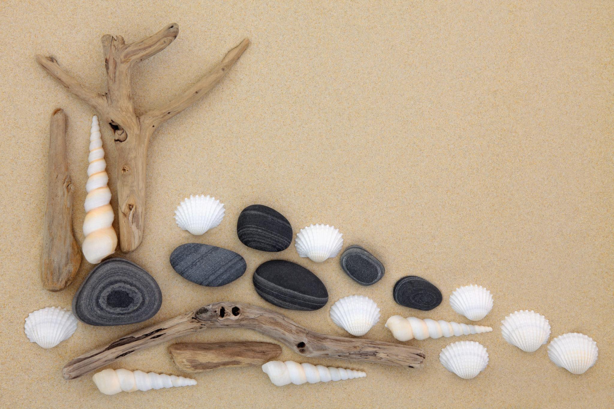 oeuvre sand-art