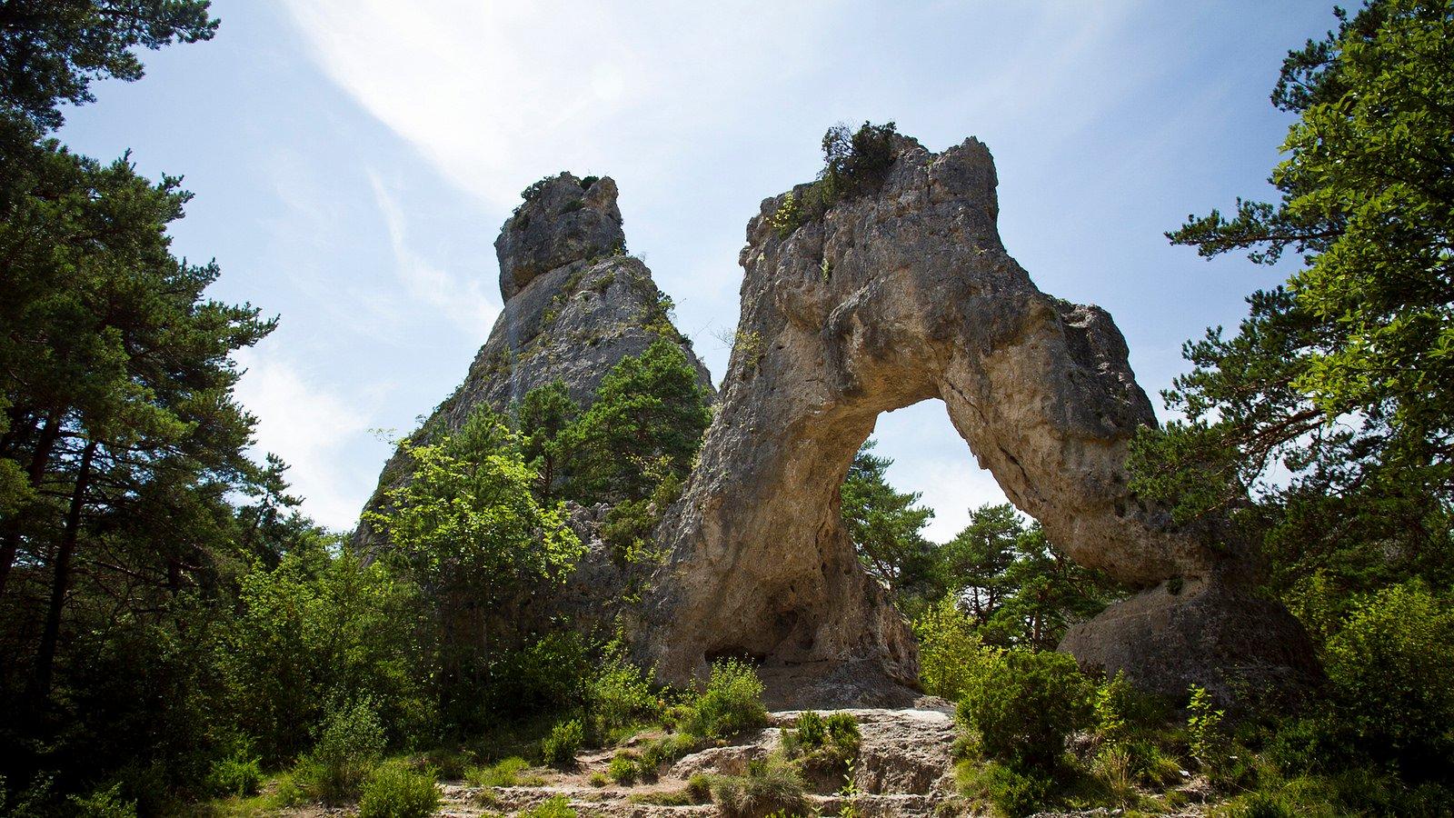 Le chaos rocheux de Montpellier-le-Vieux