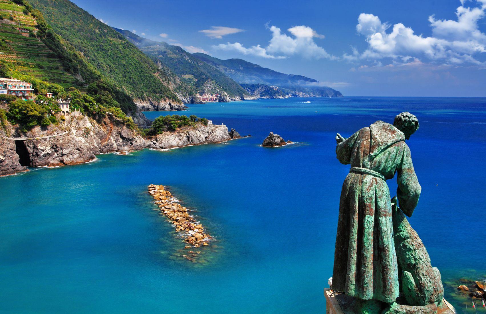 Monterosso-Italie