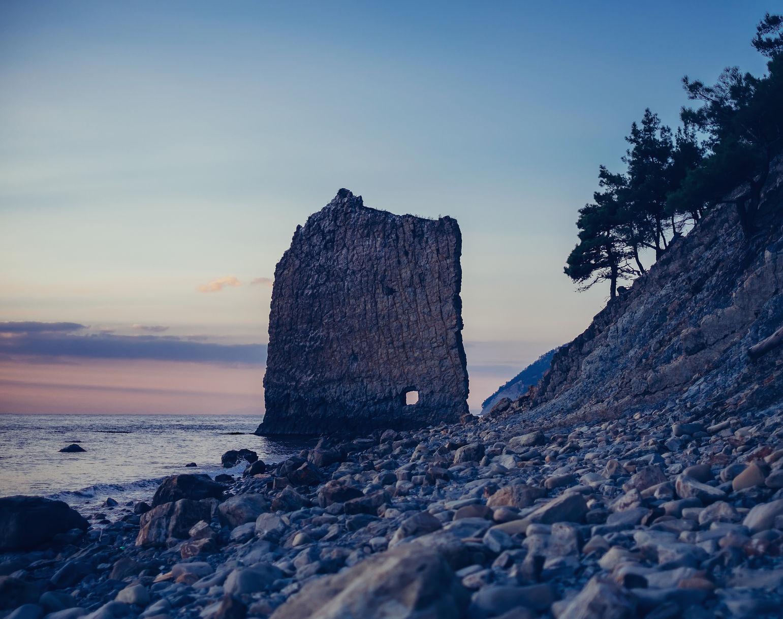 Sail Rock russie