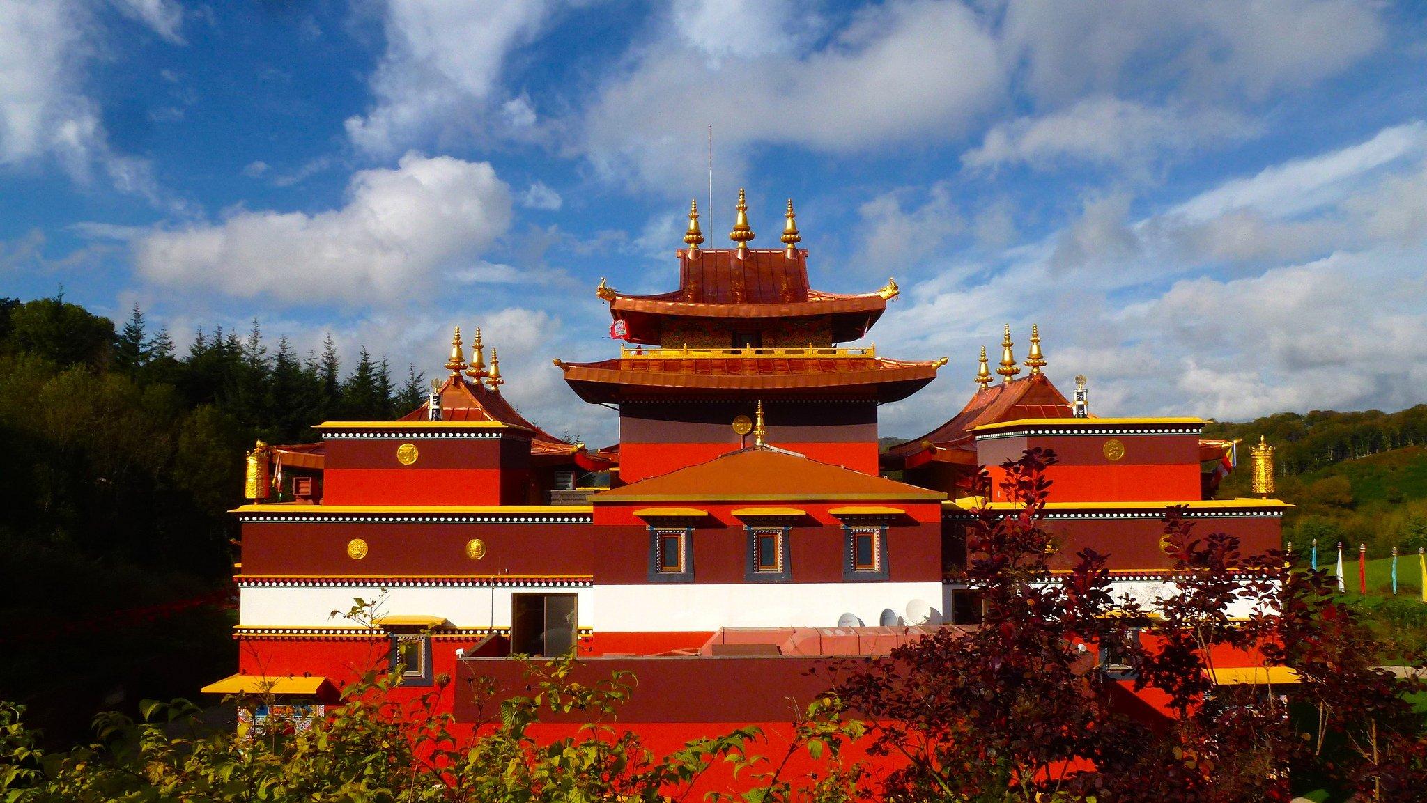 Temple Lérab Ling