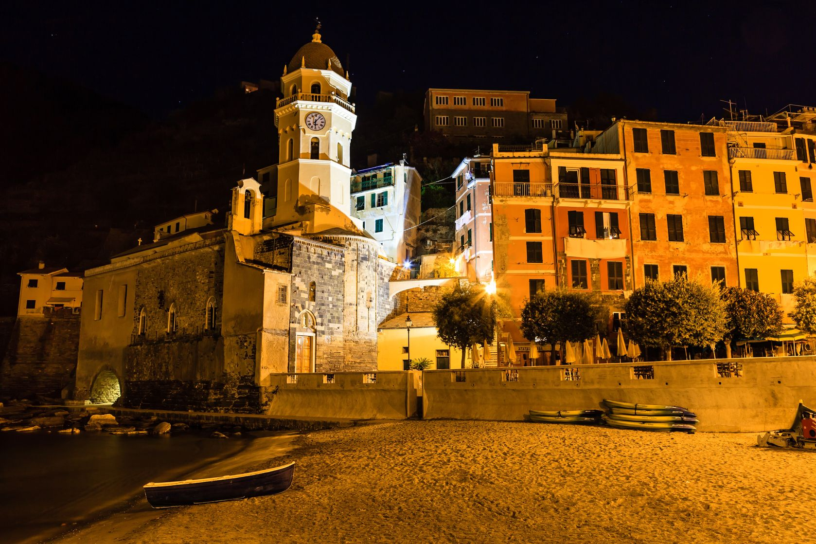 Vernazza, Eglise