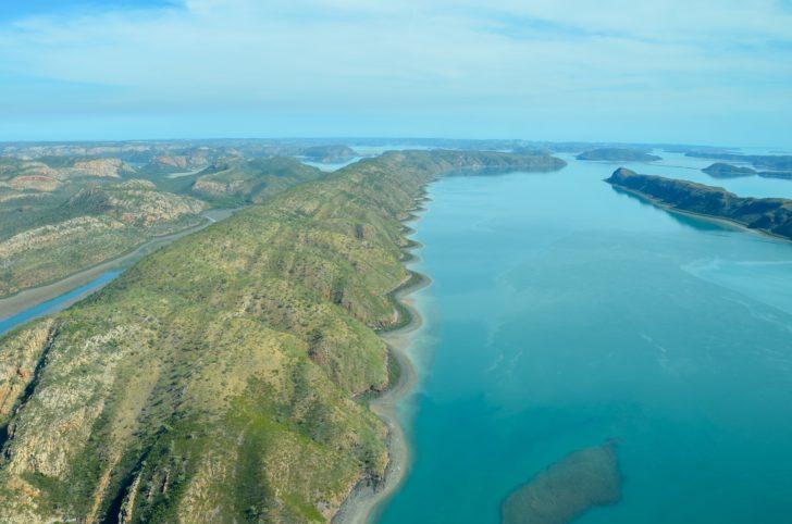 L'archipel des Boucaniers en Australie