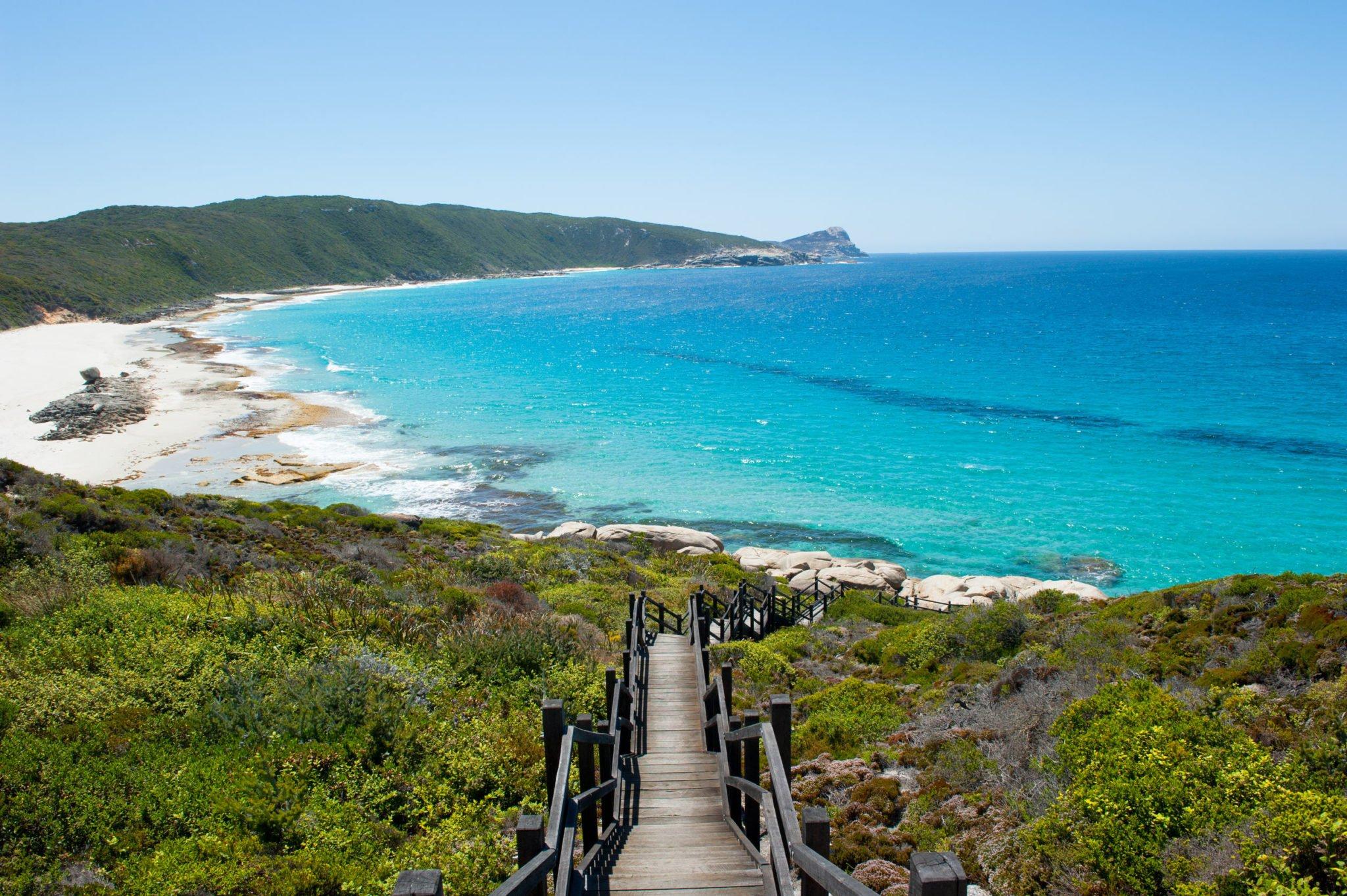 Cable Beach en Australie