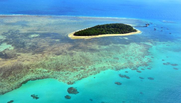 L'Île Verte en Australie