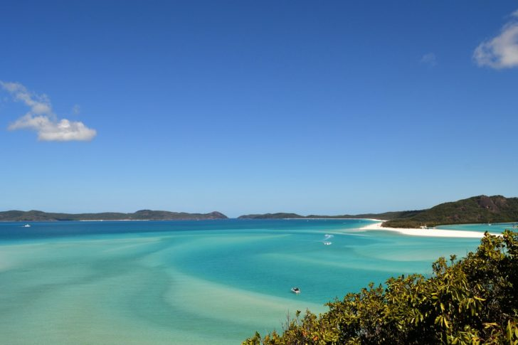 Whitsundays en Australie