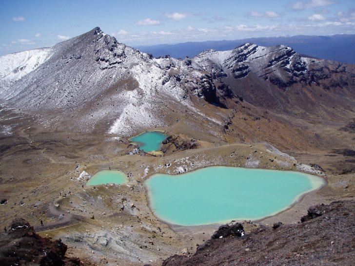 Ngarotopounamu en Nouvelle-Zélande