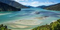 Le Parc Abel Tasman en Nouvelle-Zélande