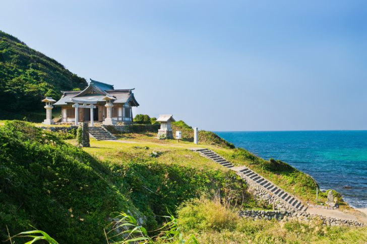 Île sacrée d'Okinoshima