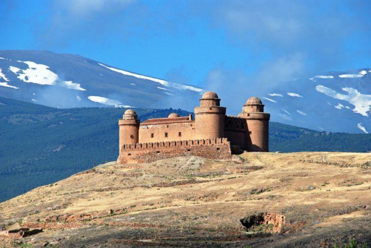 La Calahorra en Andalousie