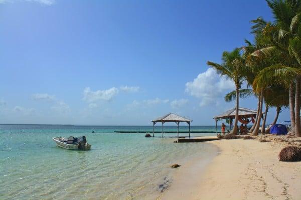 L'îlet Caret en Guadeloupe