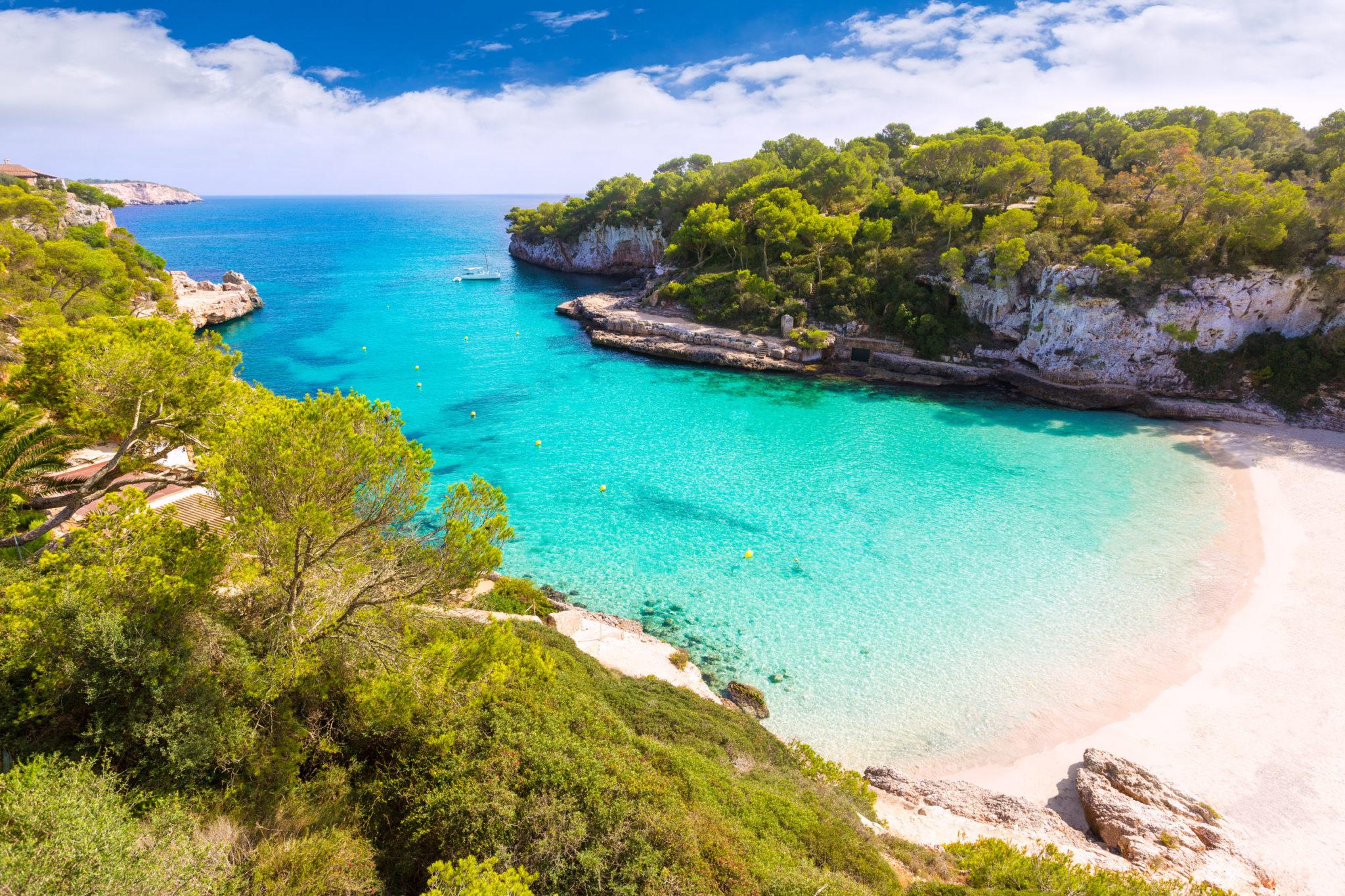 Majorque Photos dedans 10 plus belles plages de rêve où bronzer à majorque - atterrir