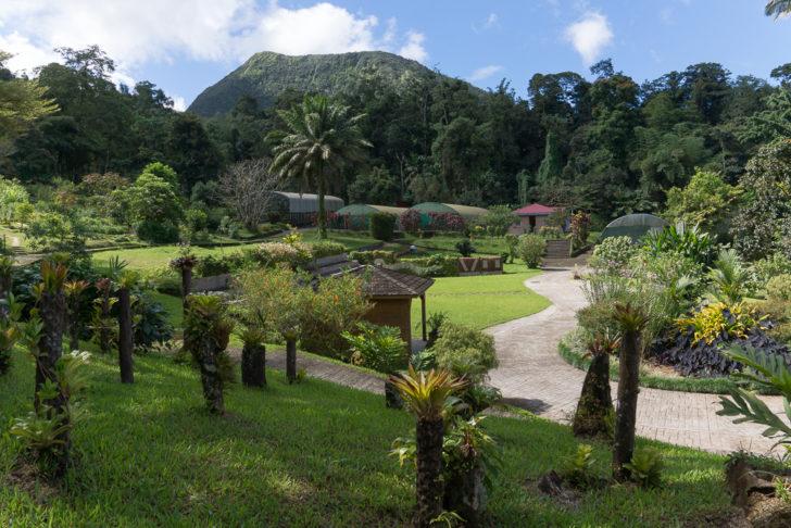 Le Domaine d'Émeraude en Martinique