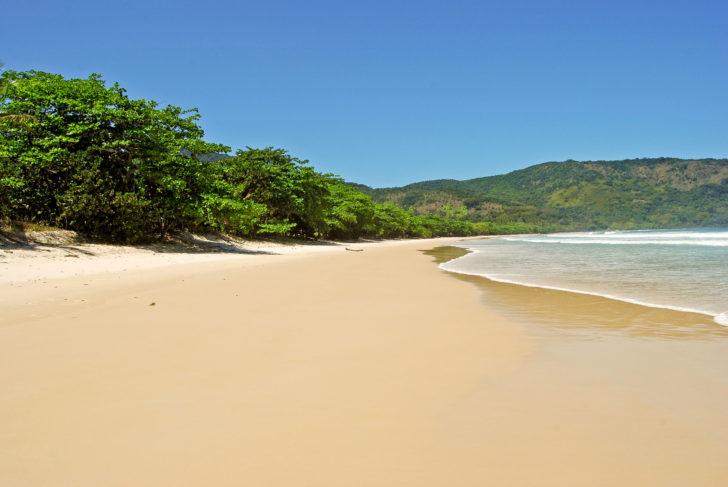 Ilha Grande au Brésil