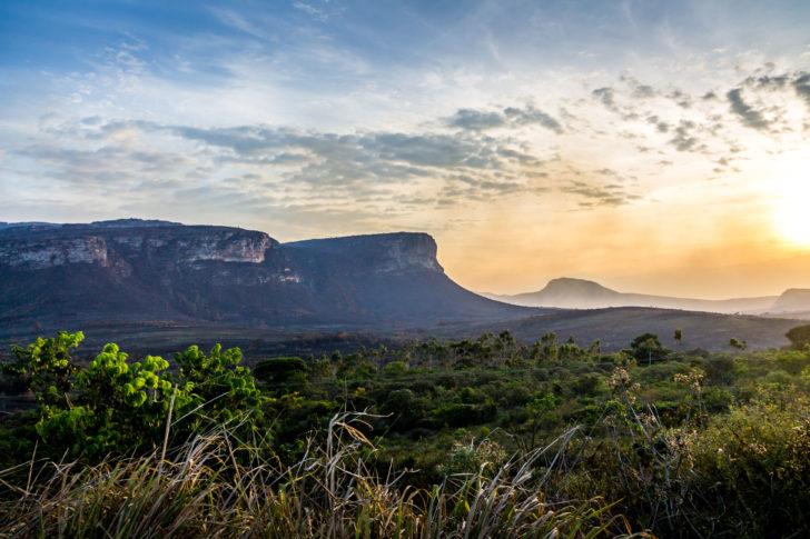 Le Parc de Chapada Diamantina au Brésil