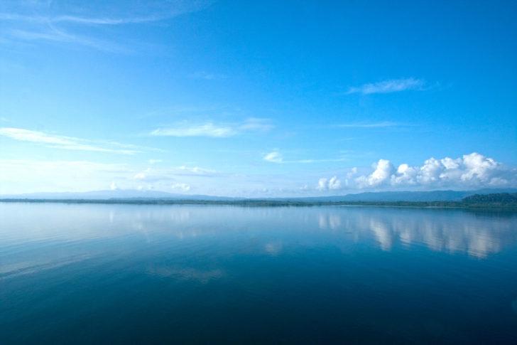 Le Golfo Dulce au Costa Rica