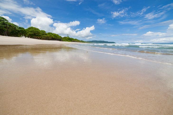 Playa Santa Teresa au Costa Rica