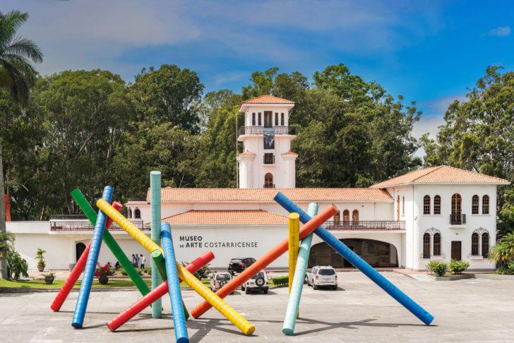 Le Musée d'Art de San José au Costa Rica