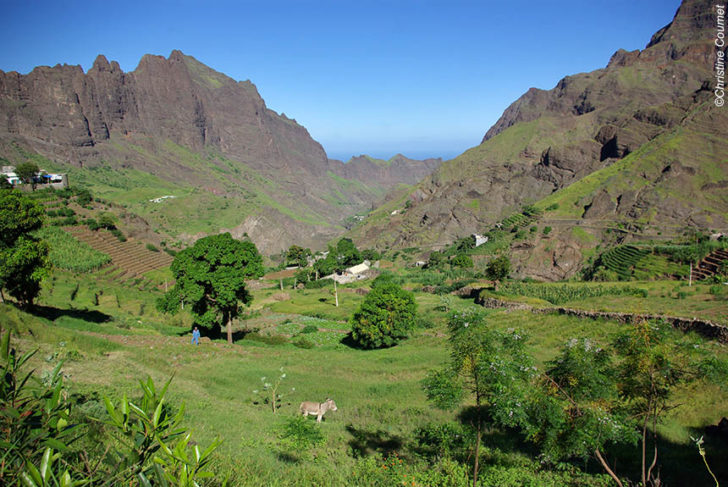 Santo Antao à Cap-Vert