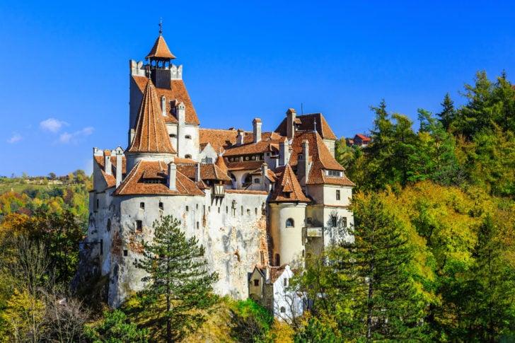 Bran, le château de Dracula en Roumanie