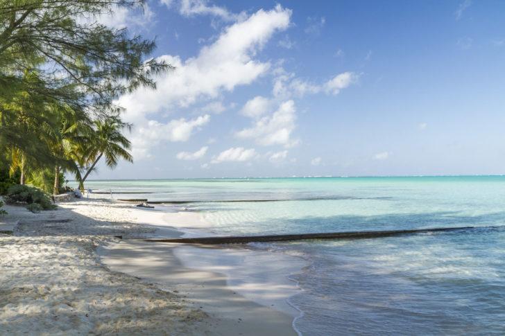 Rum Point aux Îles Caïmans