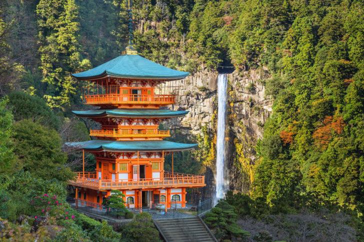 La cascade de Nachi