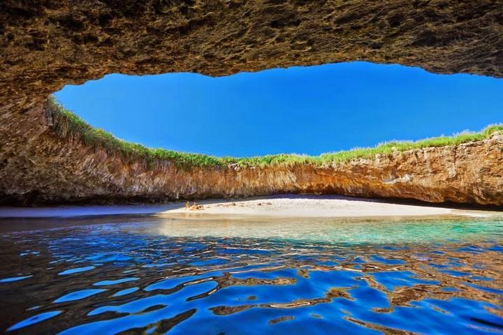 Playa del Amor au Mexique