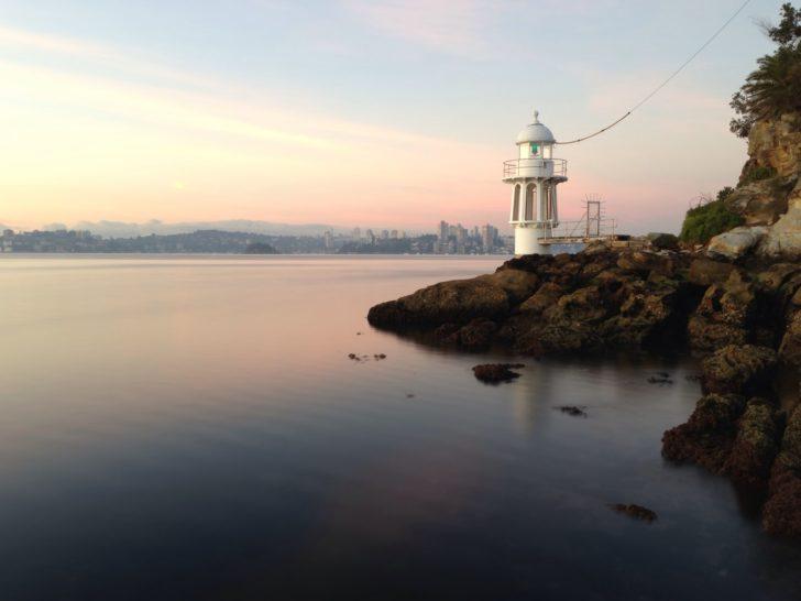 Le phare de Cremorne en Australie