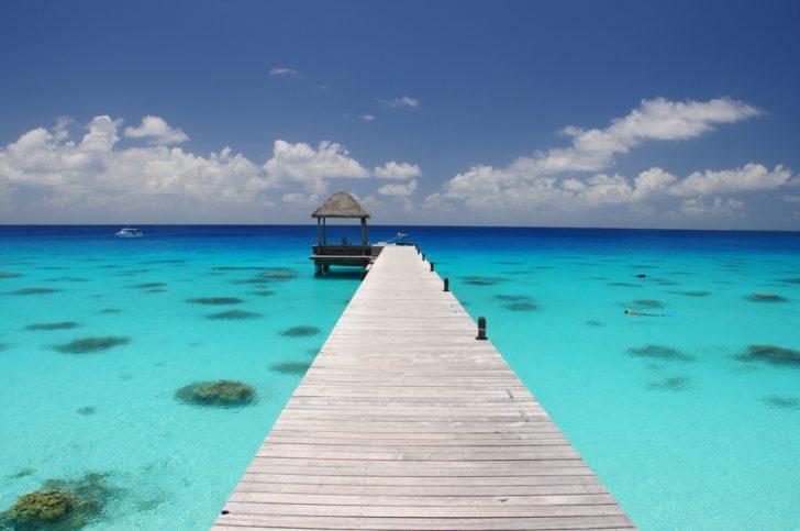 Fakarava en Polynésie