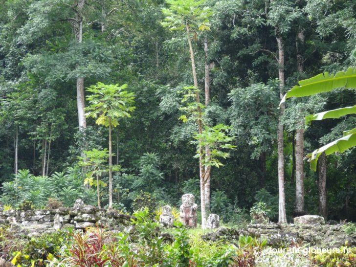 Hiva Oa en Polynésie