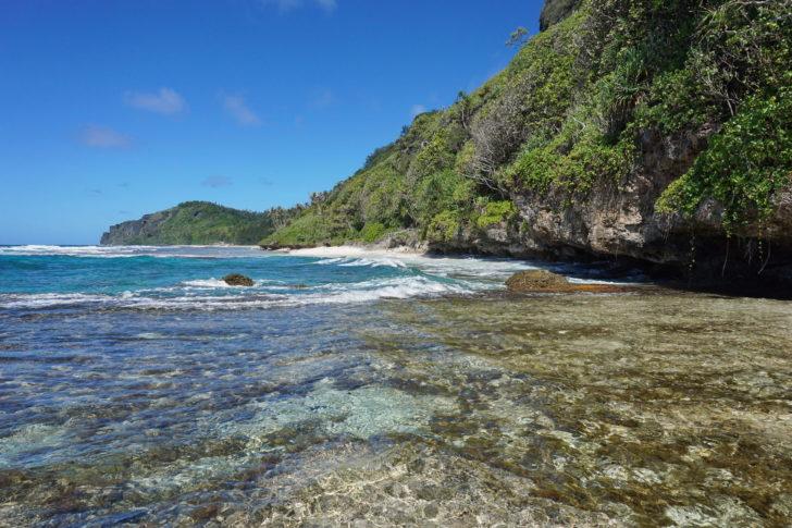 Rurutu en Polynésie