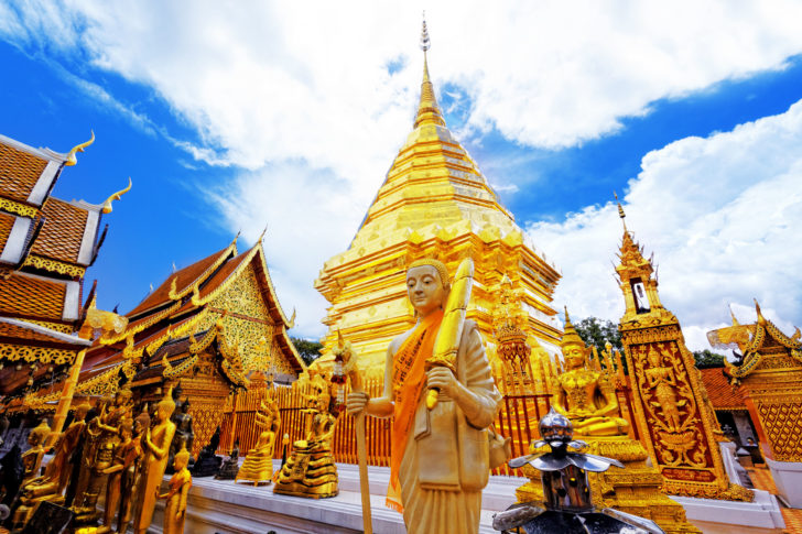 Chiang Mai en Thaïlande