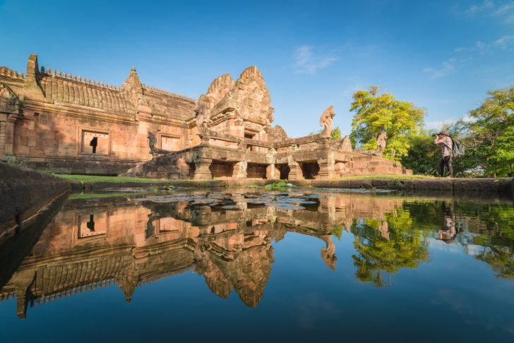 Phanom Rung en Thaïlande