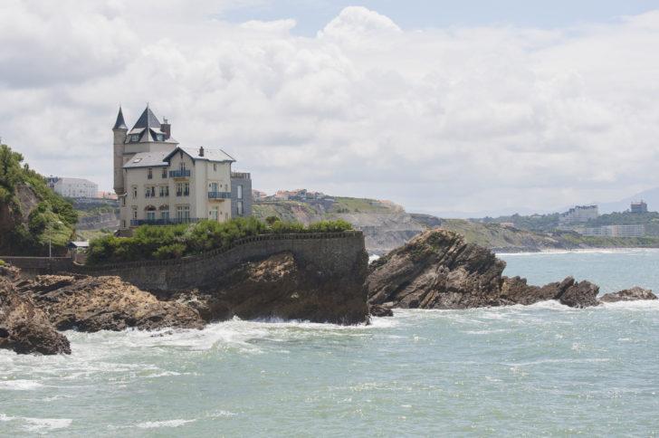 Villa Belza à Biarritz