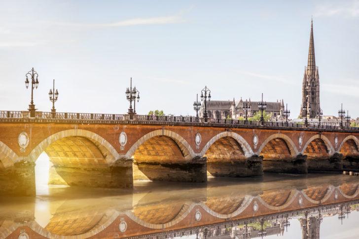 Le Pont en pierre de Bordeaux