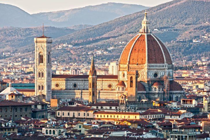 La cathédrale de Florence et son dôme