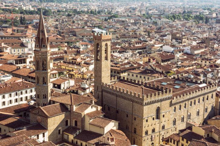 Le musée Bargello à Florence