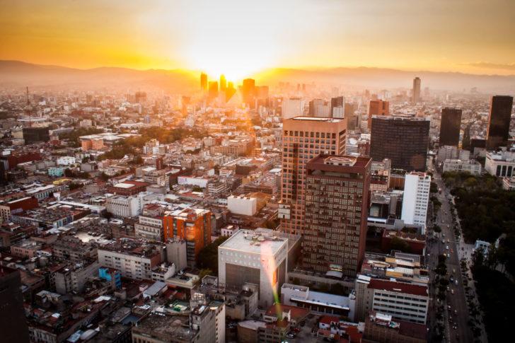 Mexico au Mexique