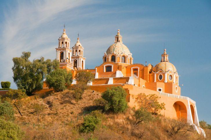Puebla au Mexique